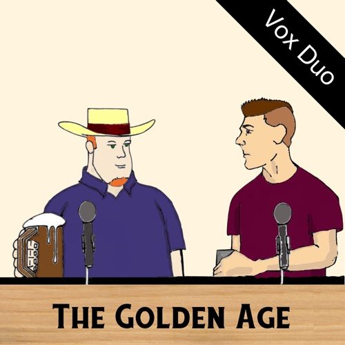 Podcast Artwork for The Golden Age